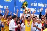 PVF lần thứ hai liên tiếp vô địch U-17 quốc gia