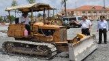 Khu Lưu niệm Luật sư Nguyễn Hữu Thọ: Khẩn trương hoàn thiện chuẩn bị đưa vào sử dụng