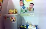 Mở rộng chương trình nuôi con bằng sữa mẹ tại nơi làm việc