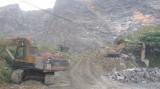 1 công nhân nguy kịch sau vụ nổ mìn tại mỏ đá