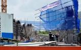 Vụ sập giàn giáo tại TP HCM: Đưa thi thể 3 nạn nhân về quê