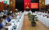 Đoàn Ban Chỉ đạo chống tham nhũng Trung ương làm việc tại Đà Nẵng