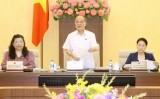 Chủ tịch Quốc hội: Tổng kết không được tô hồng hay bôi đen