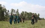 Bộ đội biên phòng Long An: Qua 5 năm học tập và làm theo gương Bác
