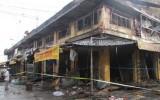 Chợ bách hóa Tam Nông cháy rụi trong đêm, thiệt hại hơn 6 tỷ đồng