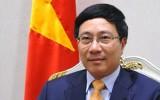 Bộ trưởng Ngoại giao Phạm Bình Minh tiếp Đại sứ Bangladesh