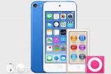 Apple làm mới dòng iPod và ra mắt mẫu iPod touch mới