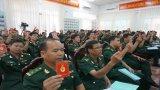 Khai mạc Đại hội Đại biểu Đảng bộ Bộ đội biên phòng tỉnh Long An lần thứ X: Hoàn thành các nhiệm vụ chính trị được giao