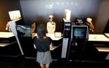 Khách sạn Nhật sử dụng robot nữ để tiết giảm chi phí