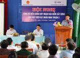 Điều chỉnh quy hoạch nơi xây 2 nhà máy điện hạt nhân Ninh Thuận