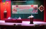 Thủ tướng Lào tới thăm trường cao đẳng Sơn La
