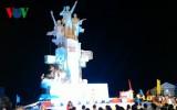 Ông Đinh Thế Huynh dự lễ khánh thành tượng đài chiến thắng Cửa Việt