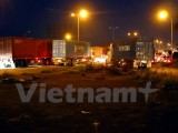 Thanh Hóa: Xe 7 chỗ đâm đuôi xe đầu kéo, 7 người thương vong