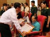 Khánh thành Nhà ghi ơn Bà mẹ Việt Nam anh hùng đầu tiên