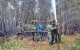 Tuổi trẻ Bộ đội Biên phòng Long An - Xung kích
