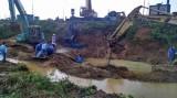 Lần thứ 11 vỡ đường ống nước sông Đà, 70.000 hộ dân thiếu nước
