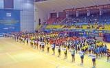 Long An: Đội bóng bàn nữ tham dự giải vô địch bóng bàn trẻ toàn quốc