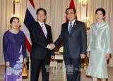 Hội đàm và họp Nội các chung Việt Nam-Thái Lan