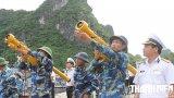 Quân chủng Hải quân huấn luyện bắn tên lửa A72 trên biển