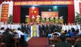 Đại hội Đảng bộ huyện Thạnh Hóa lần thứ VI, nhiệm kỳ 2015-2020: Gắn phát triển nông nghiệp toàn diện