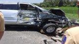 Tai nạn liên hoàn trên đường cao tốc