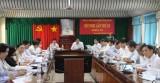 Hội nghị lần thứ 23 Đảng ủy Khối Doanh nghiệp: Đóng góp công tác xã hội trên 2 tỉ đồng