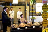 Cuộc so tài của các đầu bếp tại Liên hoan ẩm thực Bắc Trung Bộ