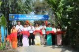 Liên đoàn Lao động tỉnh Long An - Về nguồn tại xã Bình Hòa Trung