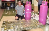 Vỏ bọc của ông trùm vụ buôn bán gần 500 bánh heroin
