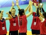 Tuyển bóng chuyền nữ VN đánh bại U-23 Thái Lan