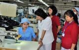 Long An: Công đoàn cơ sở Cty Cổ phần May xuất khẩu: Tích cực chăm lo cho đời sống công nhân