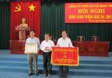 Long An: Đảng ủy Khối các cơ quan tỉnh khen thưởng cá nhân, tập thể tiêu biểu trong công tác xây dựng Đảng