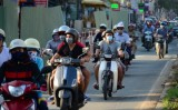 Thu phí sử dụng đường bộ xe máy khó thực thi, hiệu quả thấp