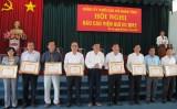 Đảng ủy khối Các cơ quan tỉnh Long An: 6 tháng đầu năm, kết nạp 47 đảng viên