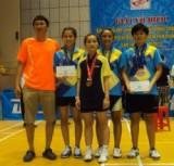 Bế mạc giải vô địch bóng bàn trẻ, thiếu niên, nhi đồng toàn quốc Báo Thiếu niên Tiền Phong