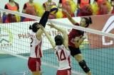 Tuyển bóng chuyền nữ VN gặp lại U-23 Thái Lan ở bán kết