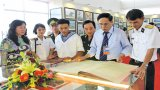 """Triển lãm """"Trường Sa, Hoàng Sa của Việt Nam - Những bằng chứng lịch sử và pháp lý"""""""