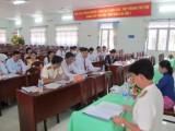 Long An: Đại hội Đảng bộ huyện Mộc Hóa-Quan tâm nhiều đến sản xuất nông nghiệp