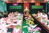 Đảng bộ Công an tỉnh Long An: Một nhiệm kỳ, nhiều kết quả nổi bật