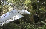 Lào tìm thấy xác máy bay Mi-17 và thi thể nạn nhân