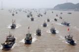 9.000 tàu cá Trung Quốc tràn vào Biển Đông