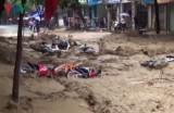 Mưa lũ khiến huyện Tuần Giáo thiệt hại hơn 110 tỷ đồng