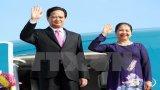 Thủ tướng sẽ thăm Malaysia và dự kỷ niệm 50 năm Ngày Độc lập Singapore
