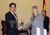 Quan hệ Đối tác chiến lược Việt Nam-Đức phát triển mạnh mẽ