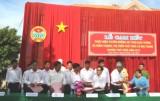 Thủ Thừa-Long An: Cam kết thực hiện Tuyến đường an toàn