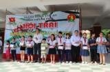 Thành phố Tân An: Hội trại Hoa phượng đỏ