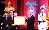 Tổng Bí thư trao Huân chương Hồ Chí Minh cho Tạp chí Cộng sản