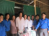 Long An: Việc làm ý nghĩa của Đoàn Thanh niên xã Thái Bình Trung