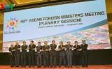 Khai mạc Hội nghị Bộ trưởng Ngoại giao ASEAN lần thứ 48