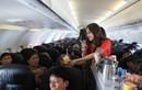 Thông tin từ Vietjet: Cơ trưởng bị hành khách xô ngã